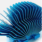 Fanless motherboard heatsink